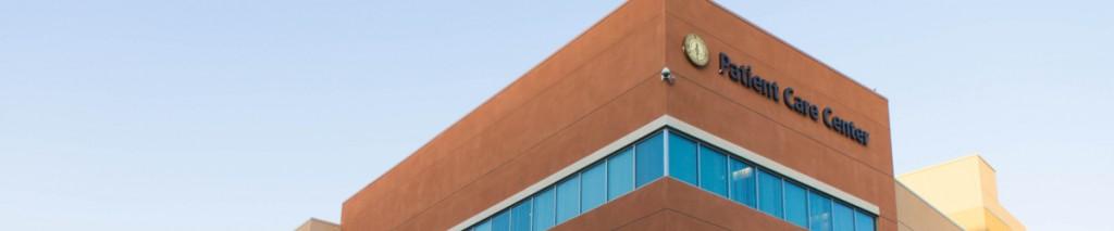Patient care center building